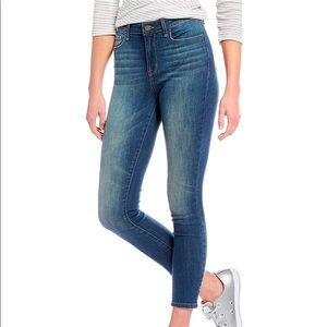 William Rast Highrise Ankle Jeans